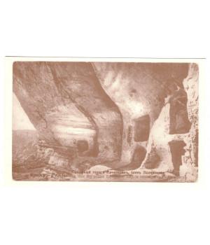 Пещерный город в Качикален, близ Бахчисарая