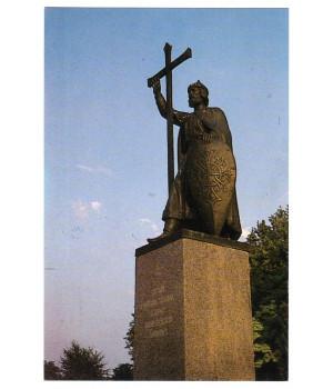 Памятник равноапостольному князю Владимиру