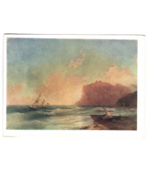 И. К. Айвазовский. Море