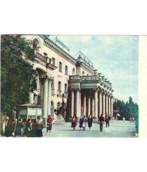 """Севастополь. Гостиница """"Севастополь"""""""