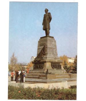 Севастополь. Памятник П. С. Нахимову