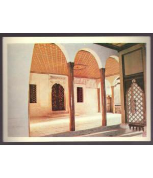 Бахчисарайский музей. Аркада перед входом в зал ханского Дивана