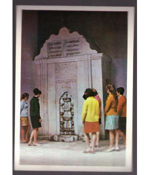Бахчисарайский музей. Фонтан слез