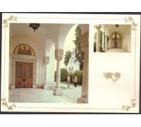 Крым. Ливадийский дворец. Вход во дворцовую церковь. Терраса итальянского дворика