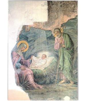 Рождество Христово, мозаичная икона