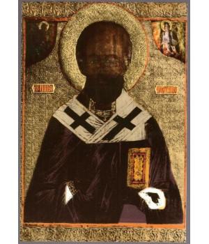 Иконостас. Образ святителя Николая. 1916 г.
