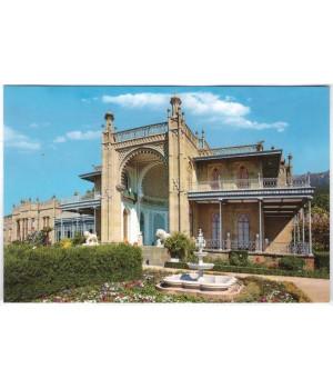 Ялта. Алупкинский дворец-музей