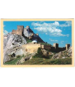 Генуэзская крепость. Общий вид