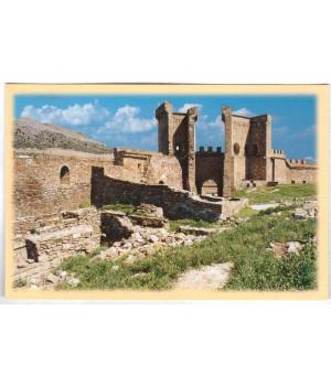 Генуэзская крепость. Главные ворота