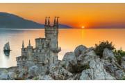 Дворец-замок Ласточкино гнездо отмечает 105-летний юбилей