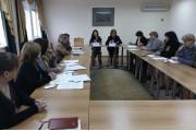 Заседание школы кураторов публичных библиотек Республики Крым